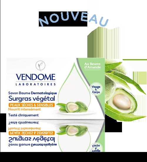 SAVON-beurre d'Amande